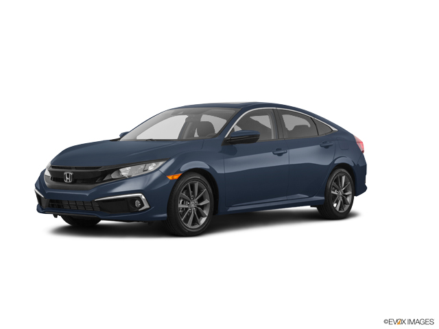 New 2020 Honda Civic Sedan in Indianapolis, IN