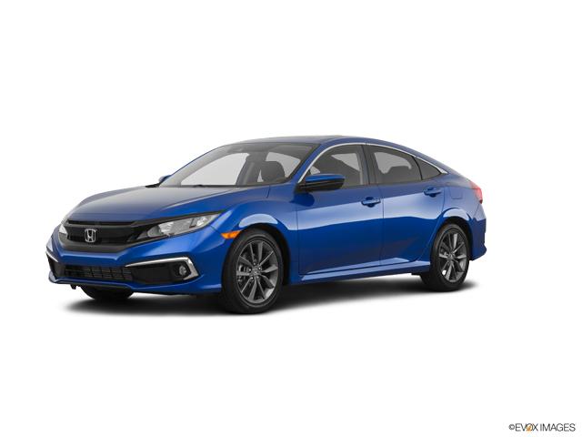 New 2020 Honda Civic Sedan in Saratoga Springs, NY