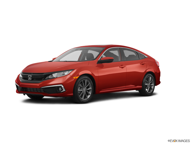 New 2020 Honda Civic Sedan in Greenwood, IN
