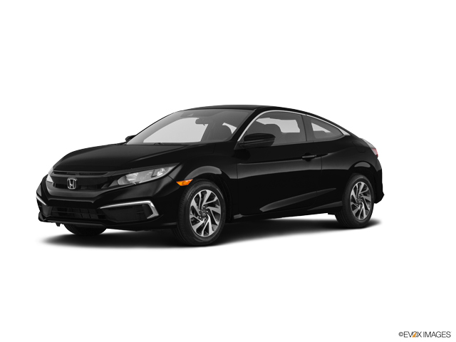 New 2020 Honda Civic Coupe in Fishers, IN