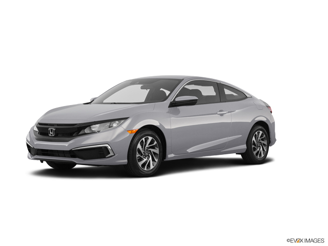 New 2020 Honda Civic Coupe in Greenwood, IN