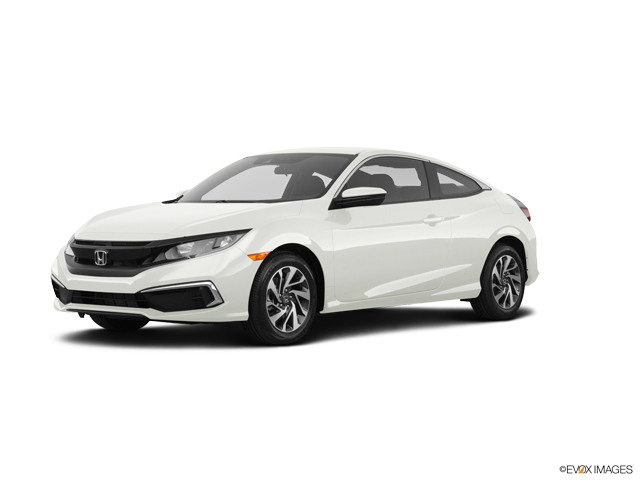 New 2020 Honda Civic Coupe in Akron, OH