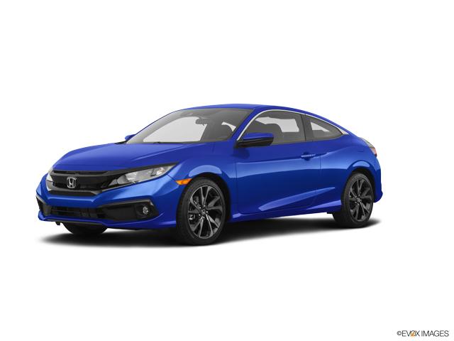 New 2020 Honda Civic Coupe in Saratoga Springs, NY
