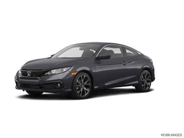 New 2020 Honda Civic Coupe in Mesa, AZ