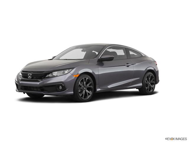 New 2020 Honda Civic Coupe in Lodi, CA