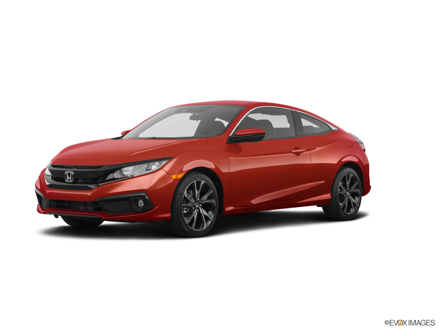 New 2020 Honda Civic Coupe in New Glasgow, NS