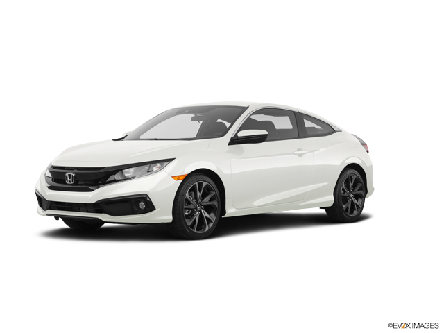 New 2020 Honda Civic Coupe in Las Vegas, NV
