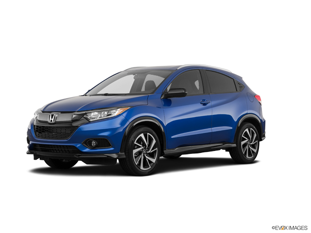 New 2020 Honda HR-V in San Diego, CA