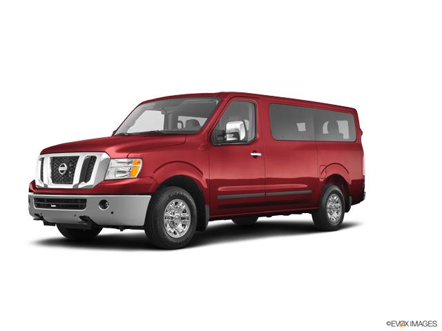 New 2020 Nissan NV Passenger in Huntsville, AL