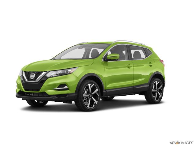 New 2020 Nissan Rogue Sport in Pocatello, ID