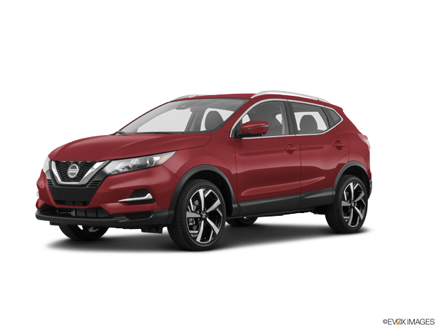 New 2020 Nissan Rogue Sport in Greensburg, PA