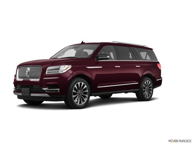 New 2020 Lincoln Navigator L in Livermore, CA