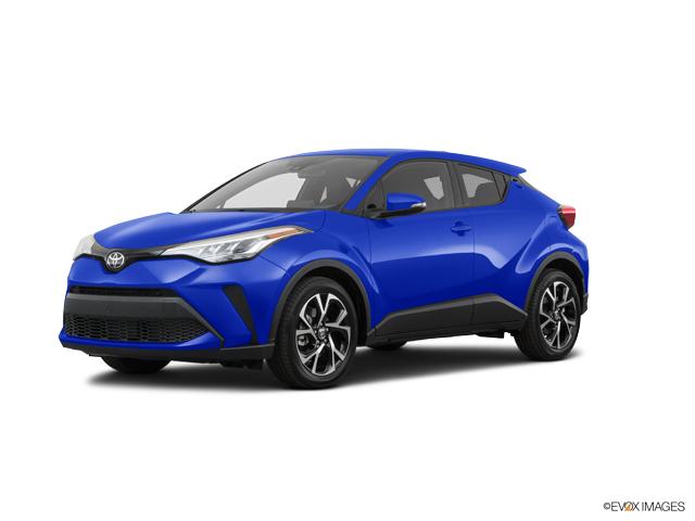 New 2020 Toyota C-HR in Claremont, CA