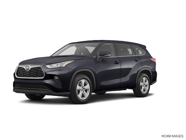 New 2020 Toyota Highlander in Yuba City, CA