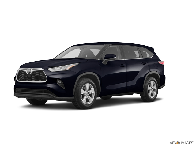 New 2020 Toyota Highlander in St. Louis, MO