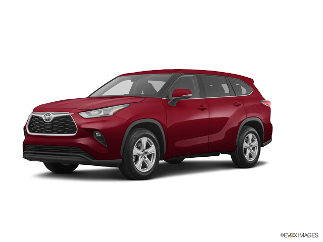 New 2020 Toyota Highlander in Iron Mountain, MI