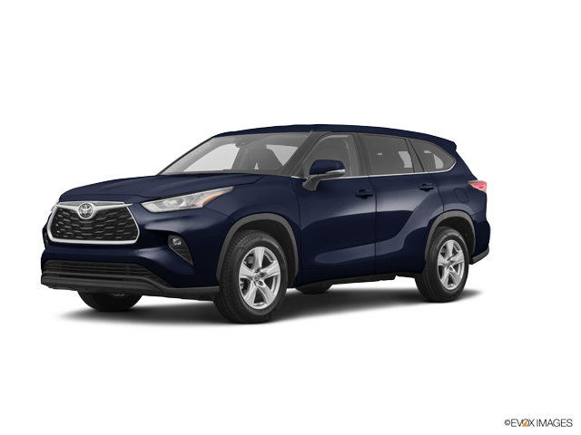 New 2020 Toyota Highlander in Tulsa, OK