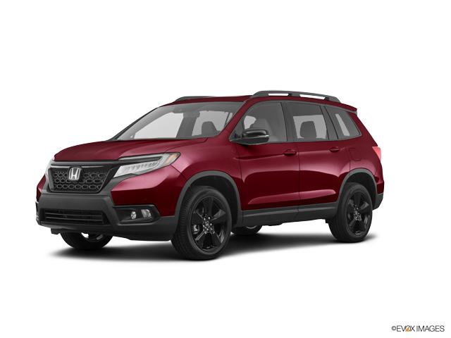 New 2020 Honda Passport in Greenwood, IN