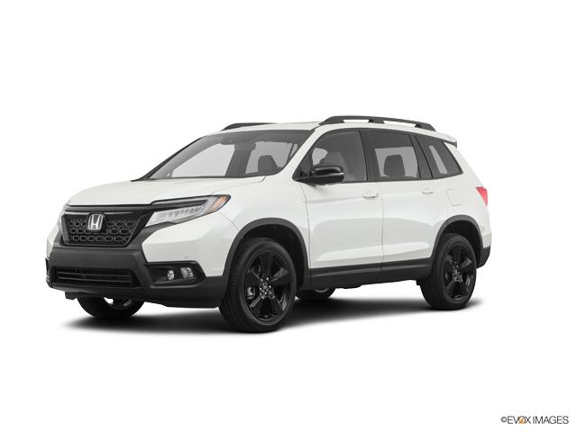 New 2020 Honda Passport in High Point, NC