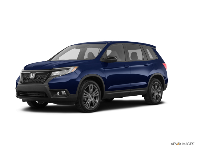 New 2020 Honda Passport in High Point, NC
