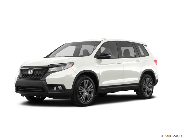 New 2020 Honda Passport in Auburn, WA
