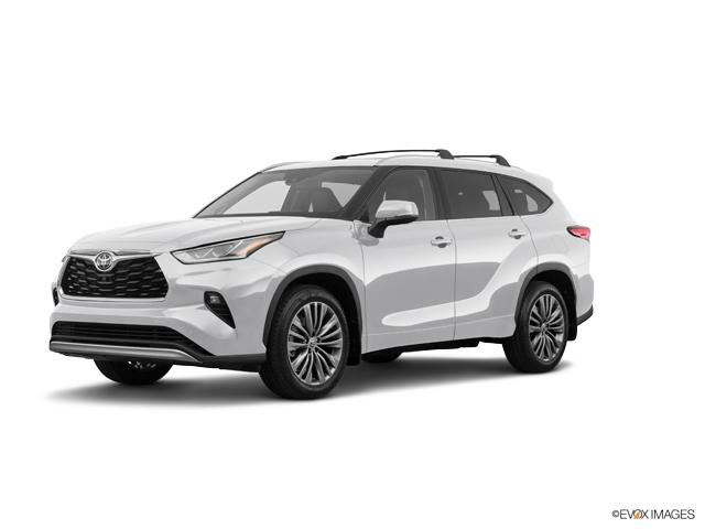 New 2020 Toyota Highlander in Claremont, CA