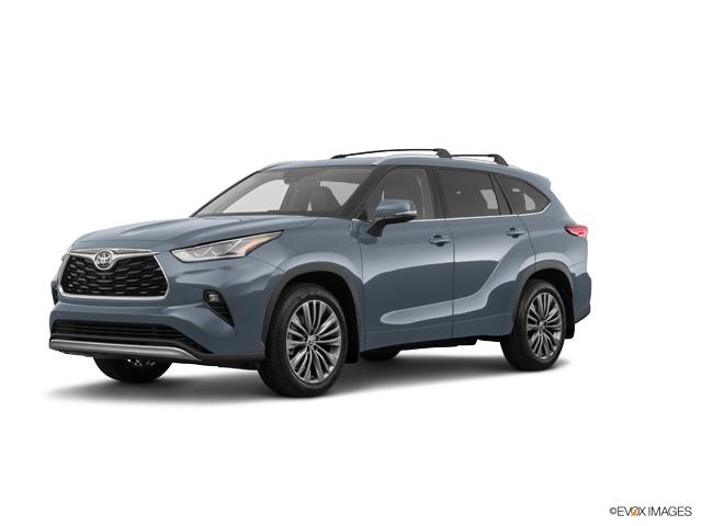 New 2020 Toyota Highlander in Metairie, LA