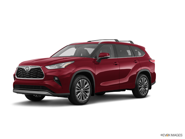 New 2020 Toyota Highlander in Burlingame, CA