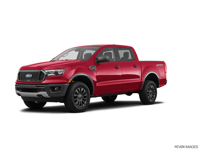 New 2020 Ford Ranger in Bloomington, IN