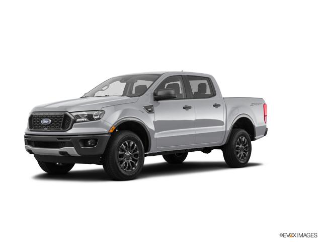 New 2020 Ford Ranger in Hemet, CA