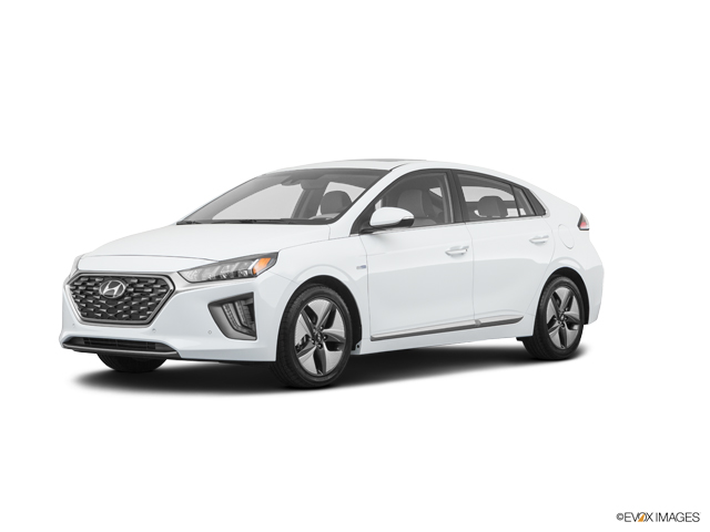 New 2020 Hyundai Ioniq Hybrid in Seattle, WA