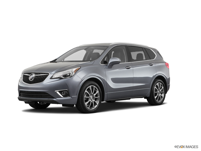 New 2020 Buick Envision in Greenwood, IN
