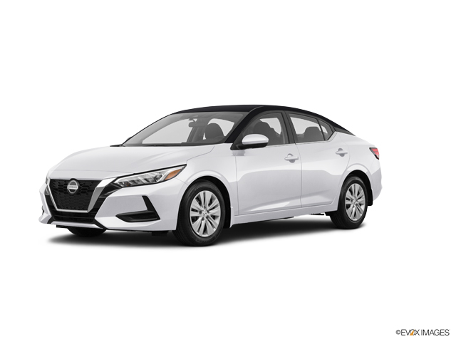 New 2020 Nissan Sentra in Columbia, MO