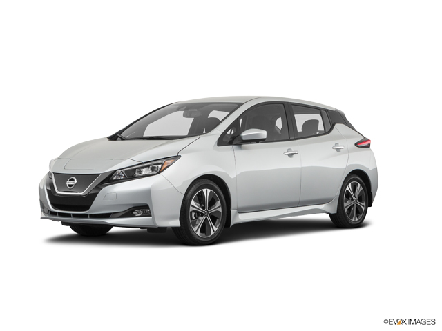 New 2020 Nissan LEAF in Chelmsford, MA