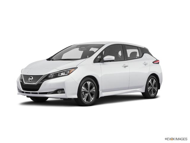 New 2020 Nissan LEAF in Metairie, LA