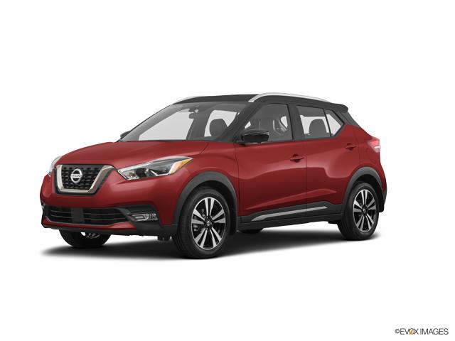 New 2020 Nissan Kicks in Huntsville, AL