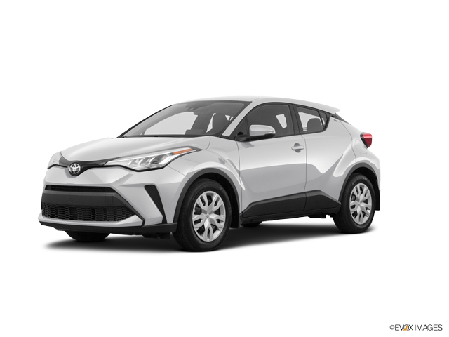 New 2020 Toyota C-HR in Waco, TX