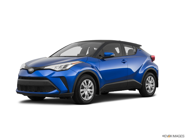 New 2020 Toyota C-HR in Tulsa, OK