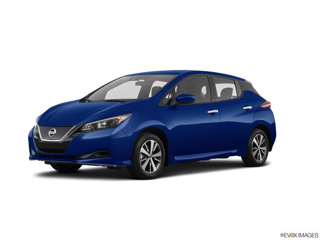New 2020 Nissan LEAF in Kansas City, MO