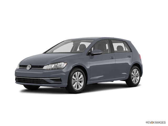 New 2020 Volkswagen Golf in Lynnwood, WA