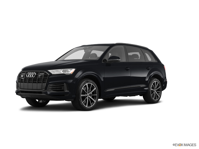 New 2020 Audi Q7 in Lynnwood, WA