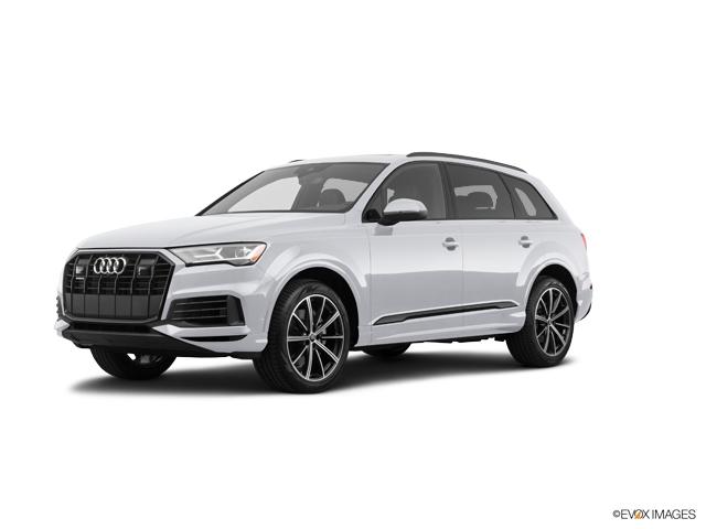 New 2020 Audi Q7 in Lynnwood, WA