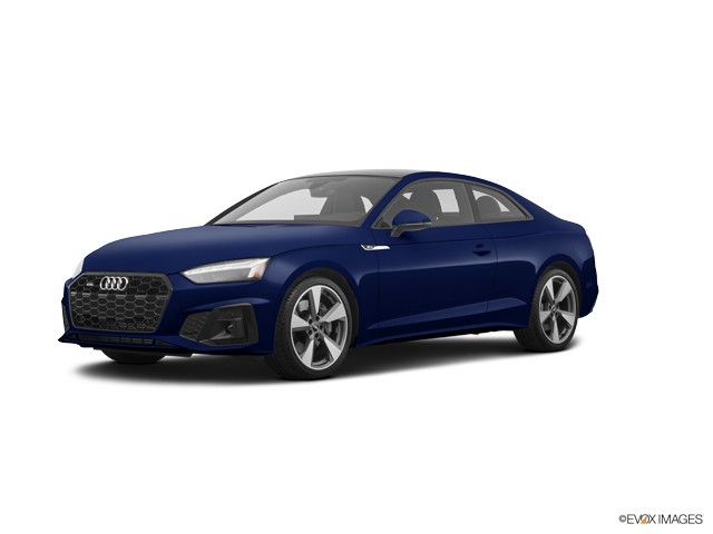 New 2020 Audi A5 Coupe in Lynnwood, WA