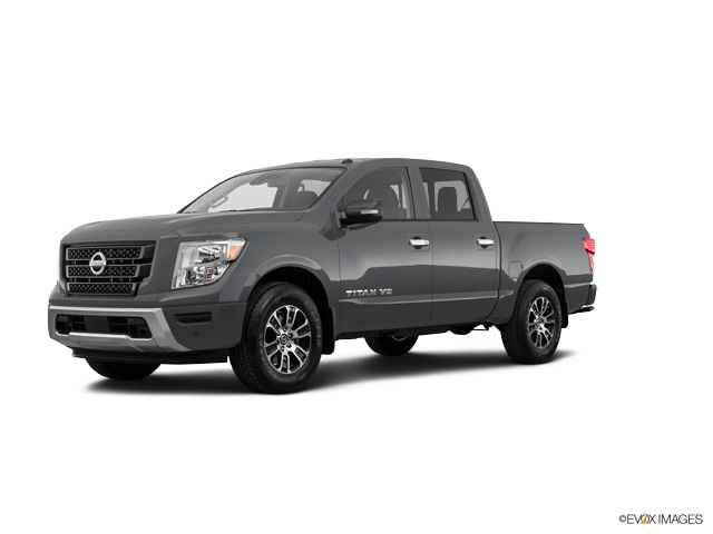 New 2020 Nissan Titan in Waycross, GA