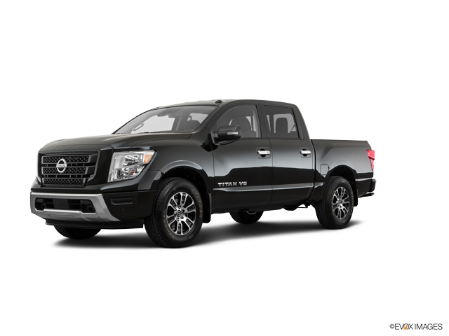 New 2020 Nissan Titan in Fort Pierce, FL