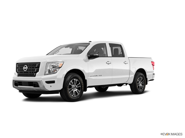 New 2020 Nissan Titan in Buford, GA
