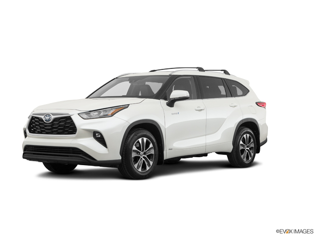 New 2020 Toyota Highlander in Gilroy, CA