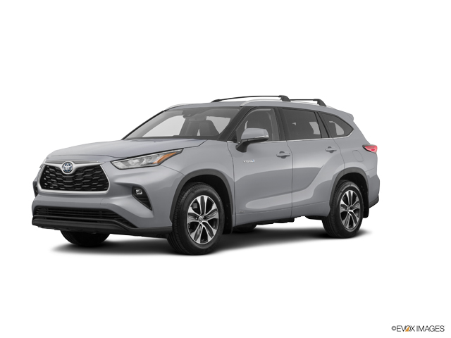 New 2020 Toyota Highlander Hybrid in Gilroy, CA