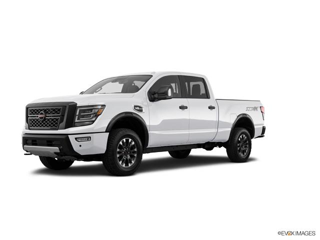 New 2020 Nissan Titan in Huntsville, AL