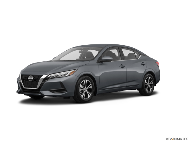 New 2020 Nissan Sentra in Huntsville, AL